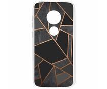 Design Silikonhülle für das Motorola Moto E5 Play