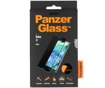 PanzerGlass Premium Displayschutzfolie Schwarz für das Nokia 7.1