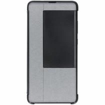 View Cover Booktype Hülle Grau für das Huawei Mate 20