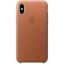 Apple Leder-Case Braun für das iPhone Xs Max