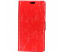 TPU Bookcase Rot für das Motorola One