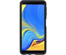 Spigen Liquid Air™ Case Schwarz Samsung Galaxy A7 (2018)