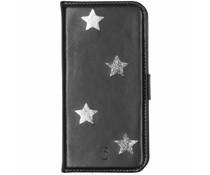Fabienne Chapot Silver Reversed Star Booktype für das iPhone 8 / 7 / 6s / 6