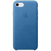 Apple Leder-Case Blau für das iPhone 8 / 7