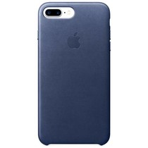 Apple Leder-Case Dunkelblau für das iPhone 8 Plus / 7 Plus