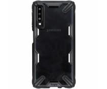 Ringke Fusion X Case Schwarz für das Samsung Galaxy A7 (2018)