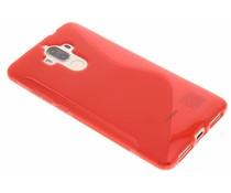 S-Line TPU Hülle Rot für das Huawei Mate 9