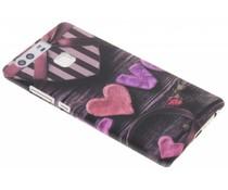 Love-Design Hardcase-Hülle für das Huawei P9