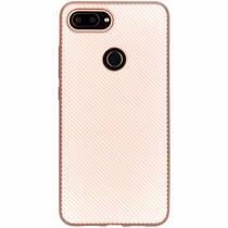 Carbon-Hülle Roségold für das Xiaomi Mi 8 Lite