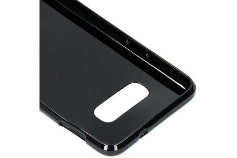 Samsung Galaxy S10e hülle - S-Line TPU Hülle Schwarz