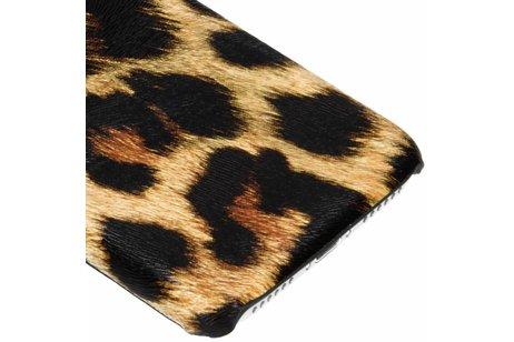 Leopard Design Hardcase-Hülle für das iPhone SE (2020) / 8 / 7