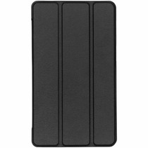 Stand Tablet Cover Schwarz für das Lenovo Tab E7