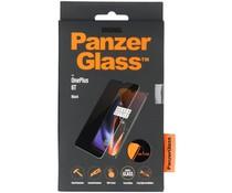 PanzerGlass Premium Displayschutzfolie Schwarz für das OnePlus 6T