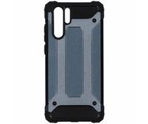 Rugged Xtreme Case Dunkelbau für das Huawei P30 Pro