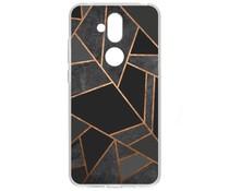 Design Silikonhülle für das Nokia 8.1