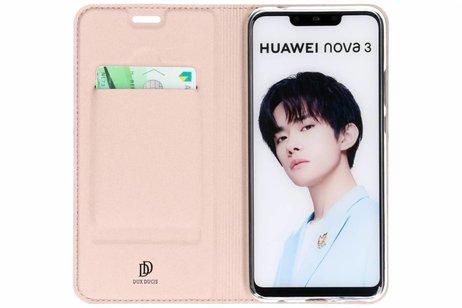 Huawei Nova 3 hülle - Dux Ducis Slim TPU