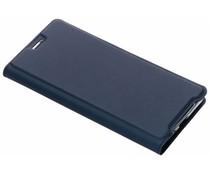 Dux Ducis Slim TPU Booklet Blau für das Sony Xperia XZ3