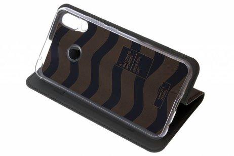 Dux Ducis Graues Slim TPU Booklet für das Asus ZenFone 5 / 5Z