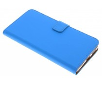 Selencia Blauer Luxus TPU Book Case Nokia 8