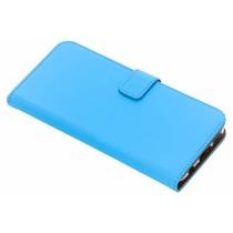 Selencia Luxus TPU Book Case Blau für das Huawei Nova 3