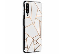 Design TPU Hülle für das Samsung Galaxy A7 (2018)