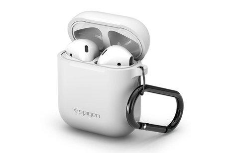 Spigen Silikon Case Weiß für AirPods