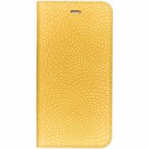 iMoshion Snake Booklet Case Gelb für das iPhone 6(s) Plus