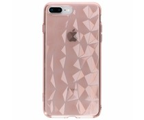 Ringke Air Prism Case Roségold für das iPhone 8 Plus / 7 Plus