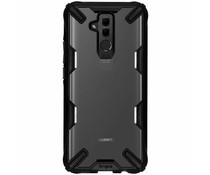 Ringke Fushion X Case Schwarz für das Huawei Mate 20 Lite