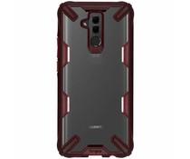 Ringke Fushion X Case Rot für das Huawei Mate 20 Lite