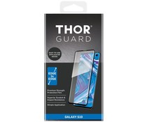THOR Full Screen Protector + Easy Apply Frame Schwarz Galaxy S10