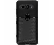 Ringke Onyx Case Schwarz für das Sony Xperia XZ2 Compact