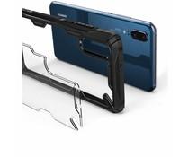 Ringke Fushion X Case Schwarz für das Huawei P20