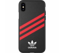 adidas Originals Moulded Case Samba Schwarz für das iPhone Xs / X