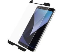 PanzerGlass Premium Displayschutzfolie Schwarz für das Google Pixel 3