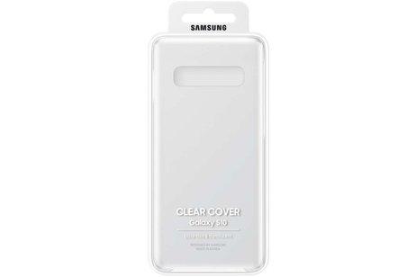 Samsung Galaxy S10 hülle - Samsung Original Clear Cover
