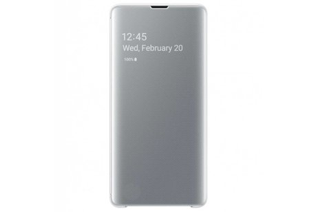 Samsung Galaxy S10 Plus hülle - Samsung Clear View Cover