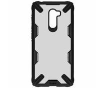 Ringke Fushion X Case Schwarz für das Xiaomi Pocophone F1