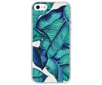 Frühlings-Design Silikonhülle für das iPhone 5 / 5s / SE