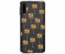 Design Silikonhülle für das Samsung Galaxy A7 (2018)