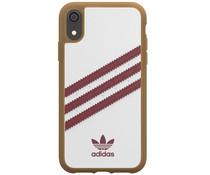 adidas Originals Moulded Case Samba Weiß / Rot für das iPhone Xr