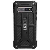 UAG Monarch Case Carbon Schwarz für das Samsung Galaxy S10