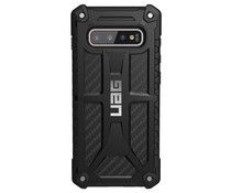 UAG Monarch Case Carbon Schwarz für das Samsung Galaxy S10 Plus