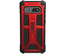 UAG Monarch Case Rot für das Samsung Galaxy S10 Plus