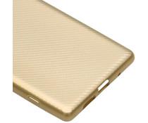 Carbon-Hülle Gold für das Sony Xperia 1