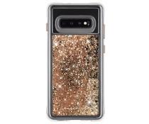 Case-Mate Naked Tough Waterfall Gold für das Samsung Galaxy S10