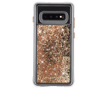 Case-Mate Naked Tough Waterfall Gold für das Samsung Galaxy S10 Plus
