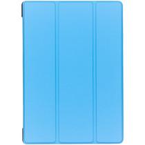 Stilvolles Bookcover Türkis für das Lenovo Tab E10