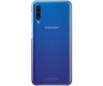 Samsung Gradation Cover Lila für das Galaxy A50 / A30s