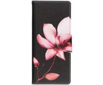 Design TPU Bookcase für das Sony Xperia 1